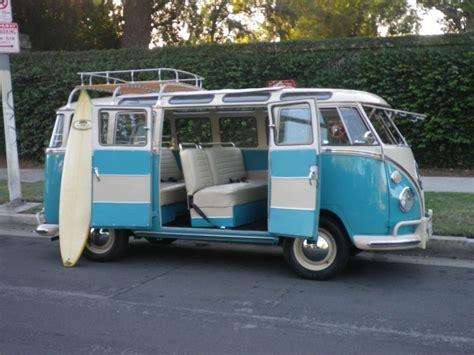 purchase   volkswagen busvanagon deluxe trim  bakersfield california united states