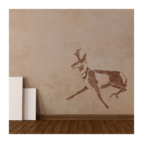 painting stencils for wall art wall stencils deer stencil large template for diy decor
