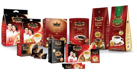 King Coffee king coffee vua c 224 ph 234 việt ra thế giới