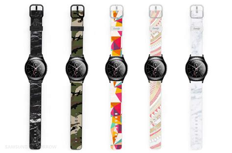 New Sport Style Samsung Galaxy Gear S2 Tali Jam P Berkualitas samsung partners with designers and brands for gear s2 watchbands sammobile sammobile