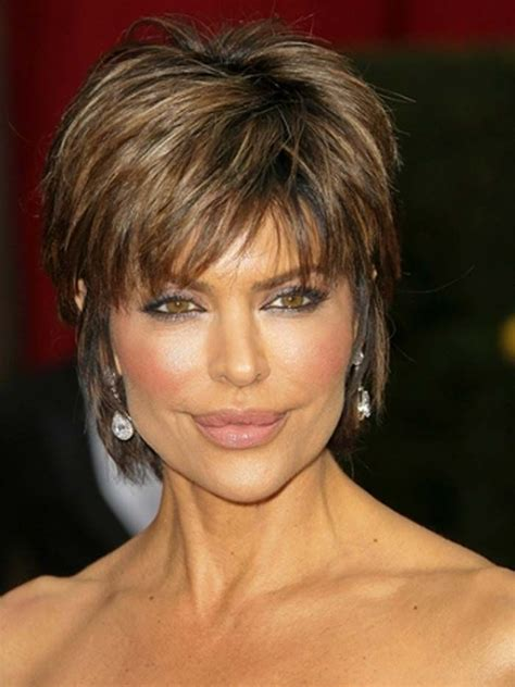 ladies short hairstyles for thick hair uk 25 short hairstyles for older women for 2016 textured