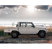 """Toyota Land Cruiser 70 Series To Soldier On """"It's Here"""