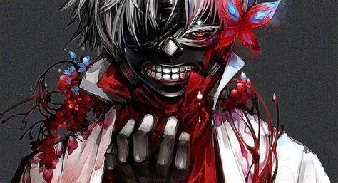wallpaper kaneki cool tokyo ghoul kaneki ken mask cool art wallpaper important