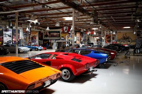 Cool Garage jay leno s garage cool car collection vehicles