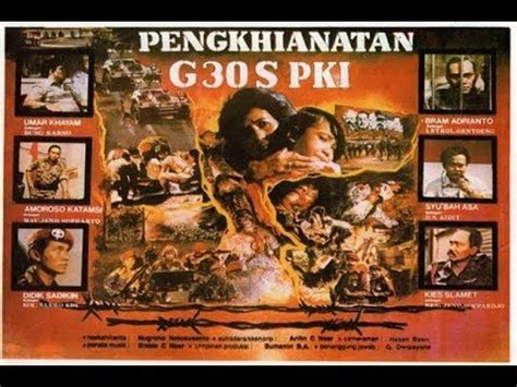 film 30 s pki full movie pki movie full film pengkhianatan g30s pki versi tvri dan