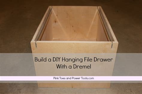 dining room home office how to make a hanging file
