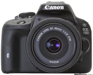 Lensa Canon Bulan Ini review harga kamera canon eos 100d februari terbaru 2015
