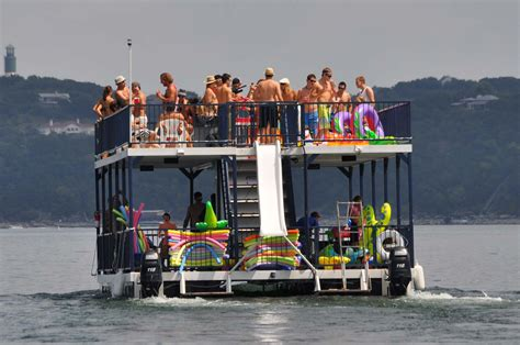 austin party boat rental lake travis best lake travis party boats
