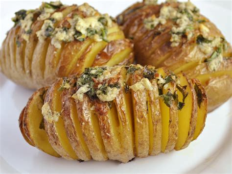 3 ways to make hasselback potatoes wikihow
