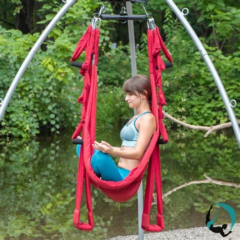 aerial swing yoga home www yogaswings com