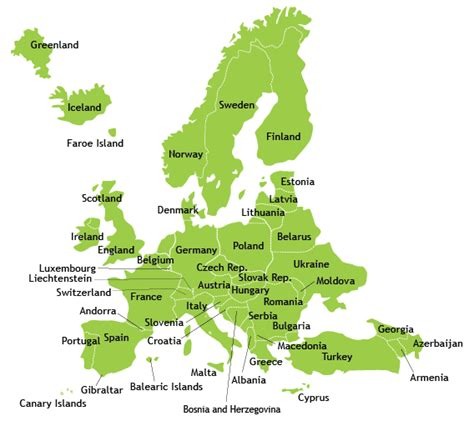 places to visit in map best places to travel in europe places for in