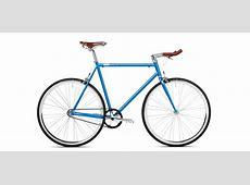 avid blue Single Speed Bike - mika amaro Urban Bikes Gates Riemenantrieb