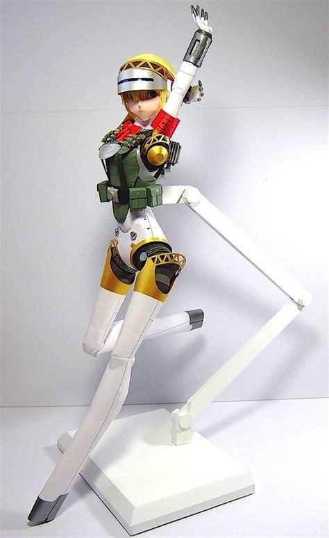Persona Papercraft - papercraft de aegis persona 3 taringa
