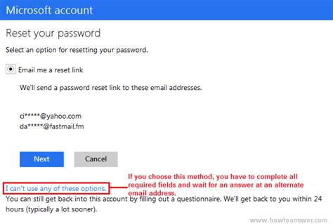 reset microsoft online services password https account live com password resetconfirm otc