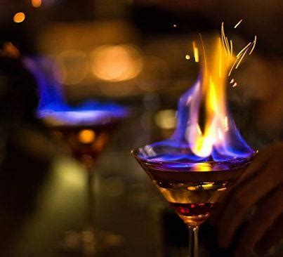 Cocktail Flaming Lamborghini Bailey S Comet Cocktail Recipe