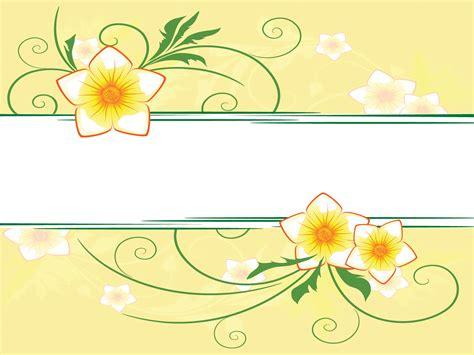 vintage floral frame backgrounds border frames ppt floral ornament frame powerpoint templates border