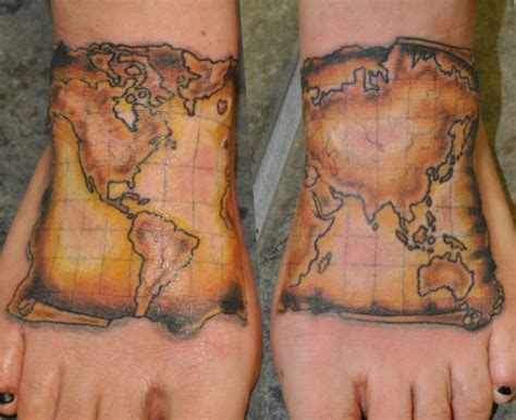 centerline tattoo map tattoos ideas center