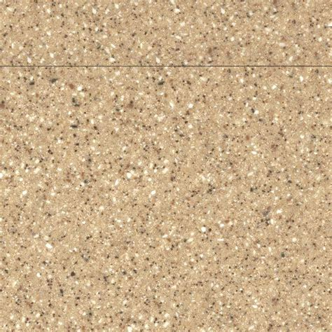 Sand Corian Countertops by Corian 2 In Solid Surface Countertop Sle In Granola