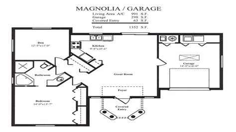 Guest Cottage Floor Plans by Cottage Garage Garage Guest House Floor Plans Garage