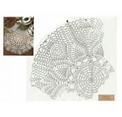 Patrones De Manteles Tejido A Crochet  Imagui