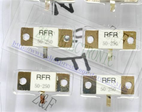 jual load resistor 50 ohm 250 watt resistor 28 images 50 x resistors 200 ohm ohms 1 4w 250v 5 carbon single