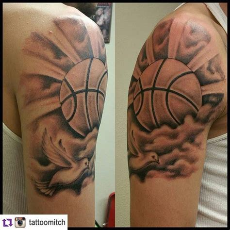 19 best basketball tattoos images pin by top world on top worlds tattoos