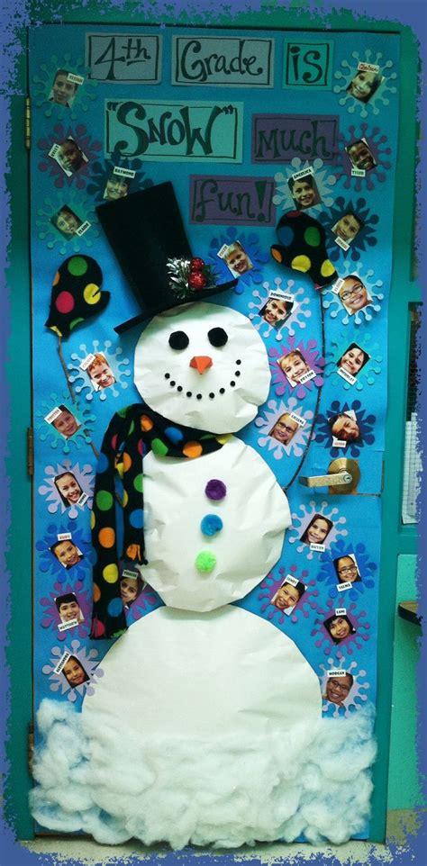 christmas decoration for 2nd grade 17 best ideas about classroom door on brown door