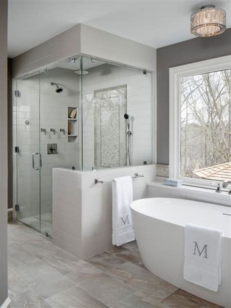 show me bathroom designs 25 best walk in shower ideas remodeling pictures houzz