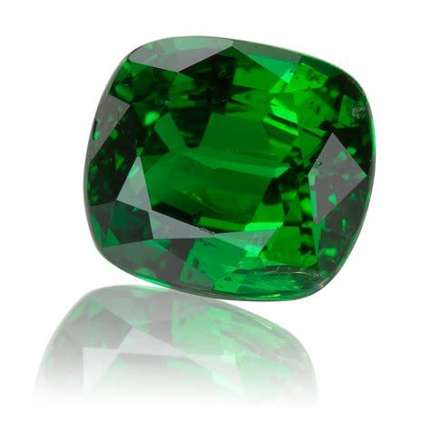 tsavorite garnet cushion 2 20ct king gems