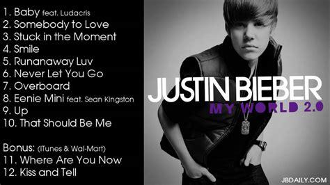 download mp3 album justin bieber my world 2 0 justin bieber my world 2 0 track list youtube