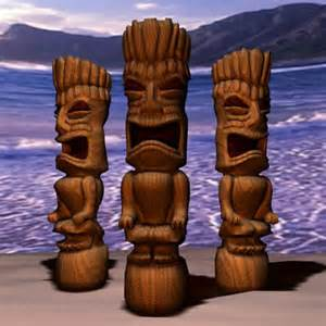 The Tiki Tiki Culture