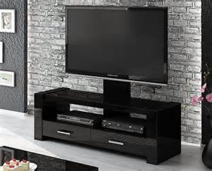 black tv stands monaco black tv stand