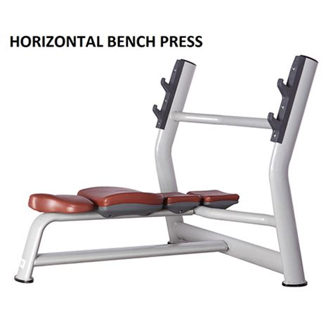 horizontal bench press x fitness dubai