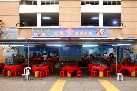 steamboat kepong only me bbq steamboat buffet restaurant kepong