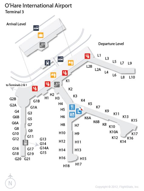 ord airport map chicago ord terminal map swimnova