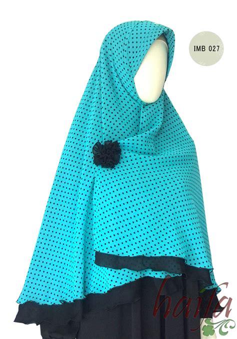 ongkos membuat imb jilbab semi instan bergo haifa tersedia sekarang motif