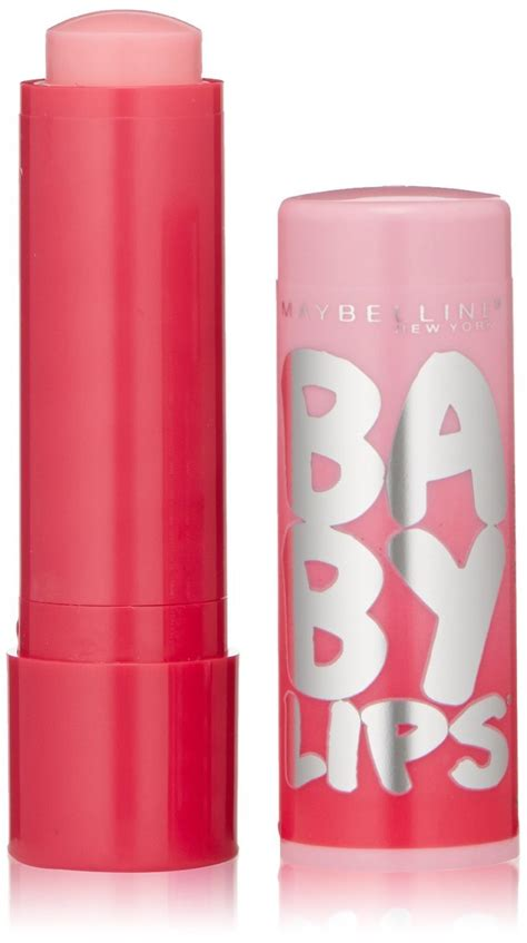 Maybelline Newyork Baby Glow Balm this new color changing lip balm can be found at the