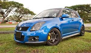Suzuki Sport Modification Mega Photo Gallery Modified Maruti Suzuki