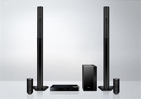 samsung to debut wireless speaker home theater