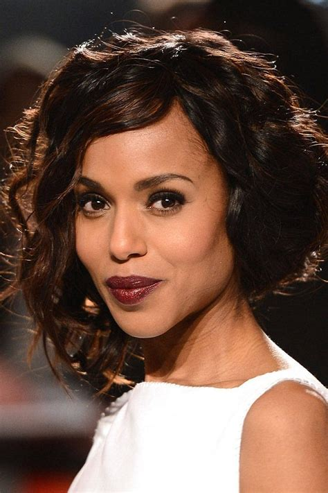 Black Hairstyles 2014 by Kerry Washington