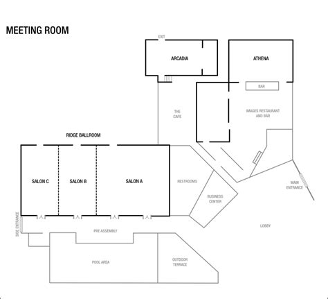floor plans toronto airport marriott hotel meeting room floor plans rochester airport marriott meeting room