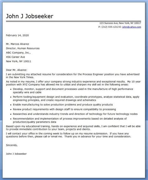 Apple Hardware Engineer Cover Letter by Sle Engineering Cover Letters Transportation Engineer Cover Letter Sle Livecareer Cover