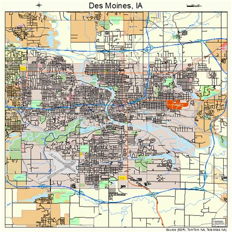 des moines iowa section 8 des moines iowa area map pictures to pin on pinterest