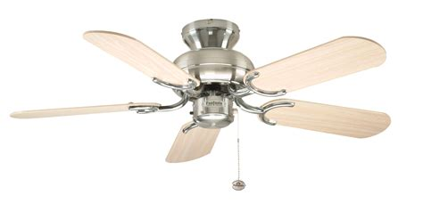 stainless steel ceiling fan with light fantasia capri 36 stainless steel ceiling fan 110255
