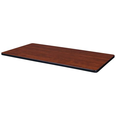 laminated maple bench top 48 quot x 24 quot rectangle laminate table top cherry maple