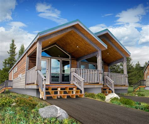 Explorer Cabin Yellowstone by New Lodging Trend Cabineering Debuts In West