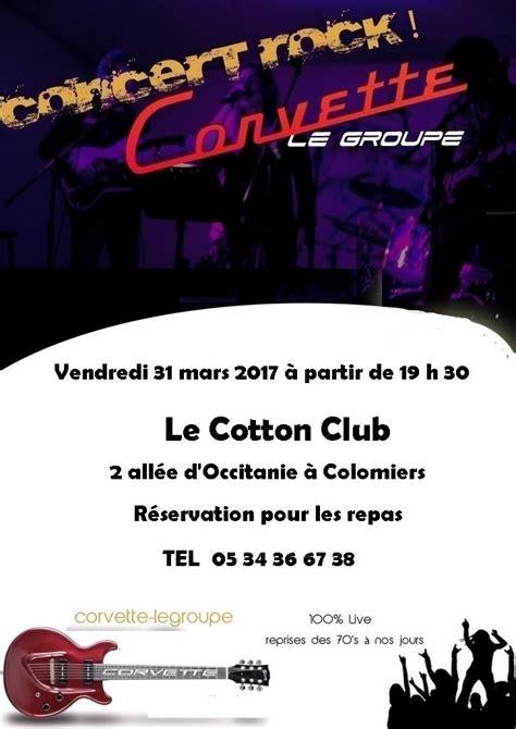 swinging at the cotton club tour dates concert au cotton club le vendredi 31 mars 2017 224 partir 19h30