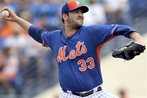 Mat Harvey by Time To Be Honest How Is Matt Harvey Deadseriousness