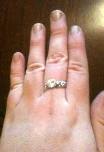 you ve been wearing your engagement ring wrong