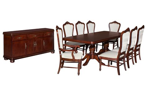 vogue dining room suite united furniture outlets